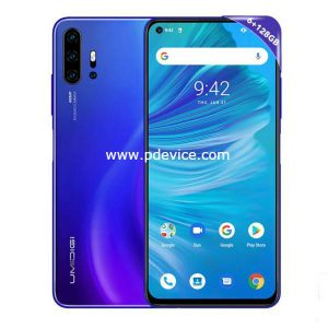 UMiDIGI F2 Smartphone Full Specification