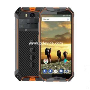 Ulefone Power 3W Smartphone Full Specification