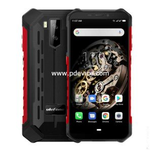 Ulefone Armor X5 Smartphone Full Specification
