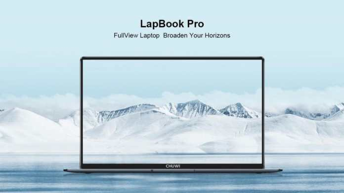 Chuwi LapBook Pro Best For Professionals