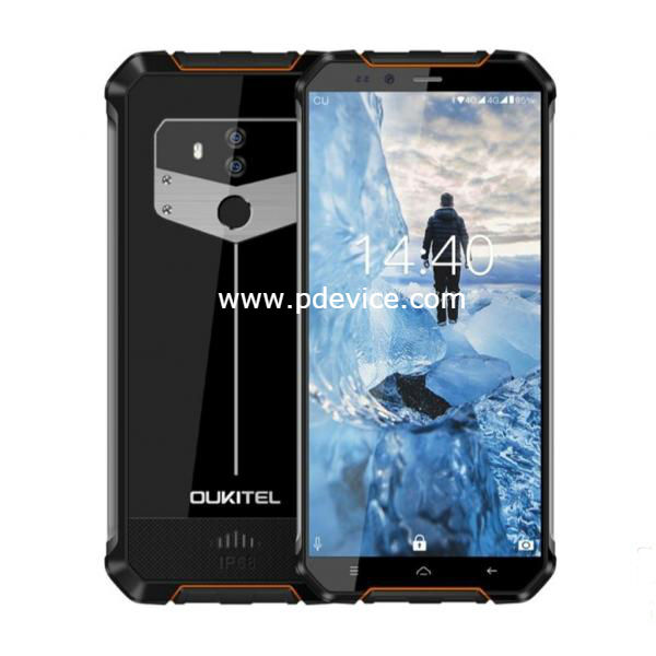Oukitel WP3 Smartphone Full Specification