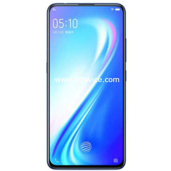 Vivo S1 Pro SD665 Smartphone Full Specification
