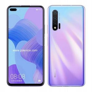 Huawei Nova 6 5G Smartphone Full Specification