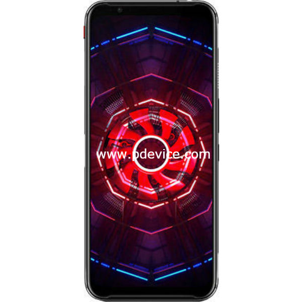 ZTE Red Magic 5  Smartphone Full Specification