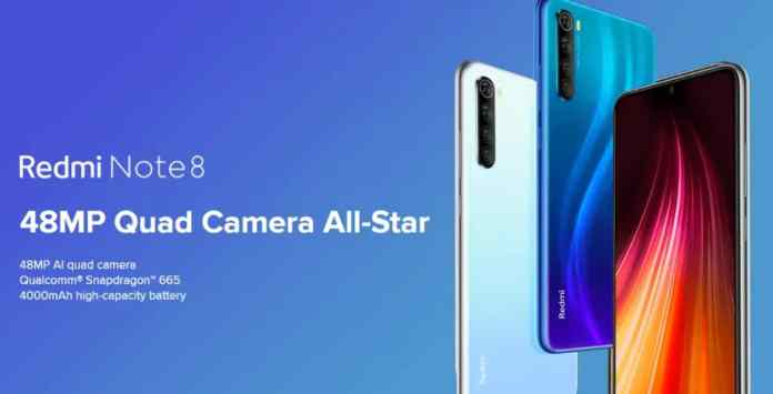 Xiaomi Redmi Note 8 Big Deal - Banggood Summer Sale