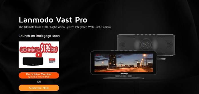Lanmodo Vast Pro Night Vision System Best Discount $420 Saving