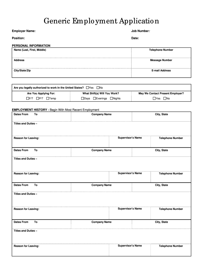 Please complete each section, even if you attach a resume. Idaho Labor Solely Fill Online Printable Fillable Blank Pdffiller
