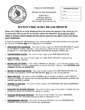 City Of Boston Excise Tax >> massachusetts motor vehicle excise tax | motorcyclepict.co
