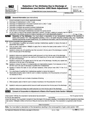 Form 982