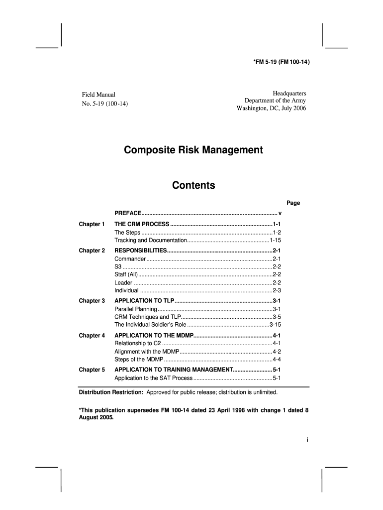 It is used by the united states department of the army. Army Risk Assessment Fillable Fill Online Printable Fillable Blank Pdffiller