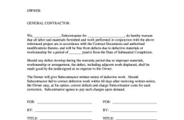 Repipe Plumbing Warranty Sample | Licensed HVAC and Plumbing