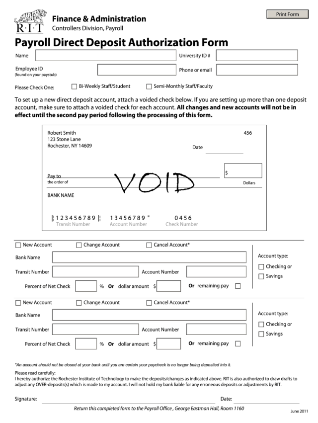Voided Check Generator - Fill Online, Printable, Fillable, Blank