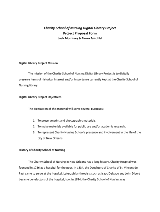 Library Project Proposal Sample Pdf - Fill Online, Printable