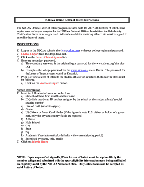 ncaa letter of intent ncaa letter of intent release form howtoviews co 23755 | 6527858