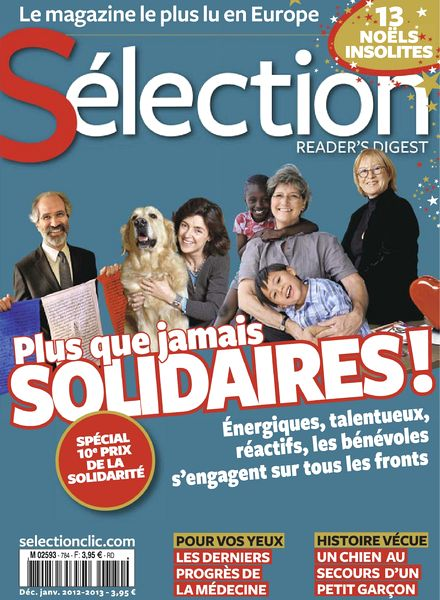 Download Selection Reader's Digest – Decembre 2012-Janvier ...