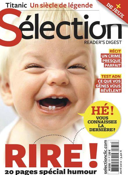 Download Selection du Reader's Digest 777 – Avril 2012 ...