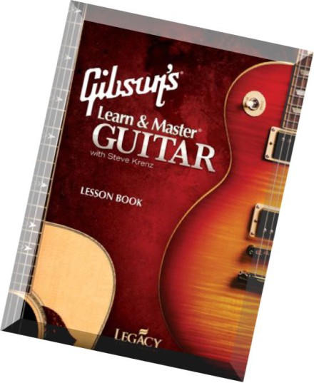 Download Learn and Master Guitar Lesson - PDF Magazine