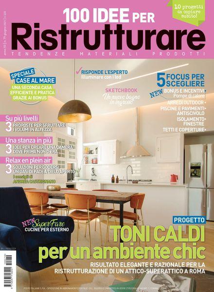 A partire da € 2,29. Download 100 Idee Per Ristrutturare Giugno 2021 Pdf Magazine