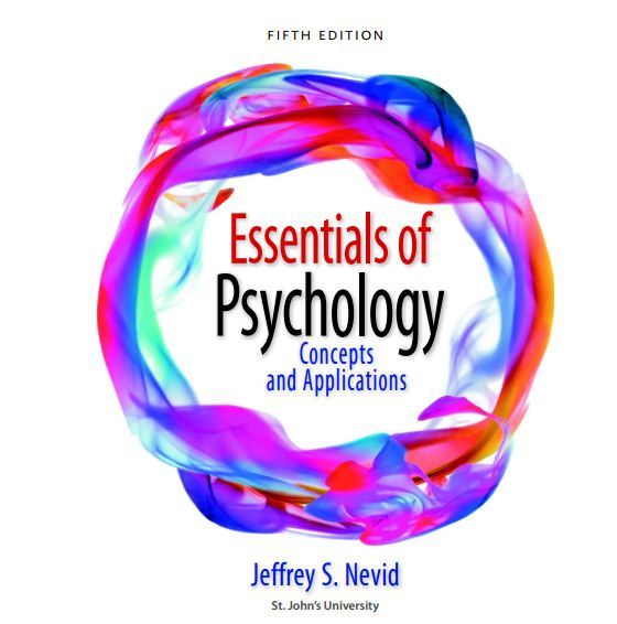 Essentials of Psychology Concepts and Applications 5th edition pdf.