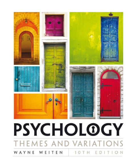 Psychology Themes and Variations 10th edition PDF