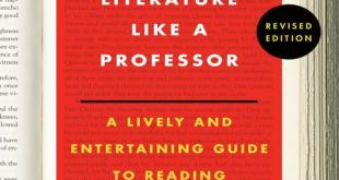 How to read literature like a professor pdf download