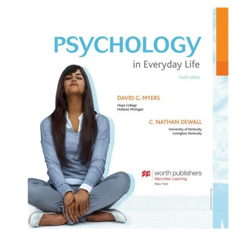 Psychology in Everyday Life 4th pdf download.