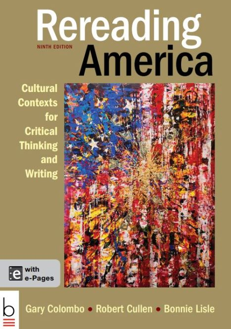 Rereading America 10th Edition pdf download