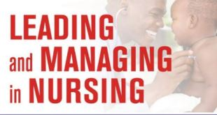Leading and Managing in Nursing 6th edition pdf download