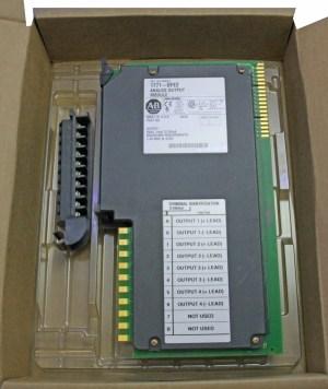 1771OFE2 1771OFE2 AB In Stock! Allen Bradley PLC5   AB PLC5 Analog Output Mod 4 Outputs