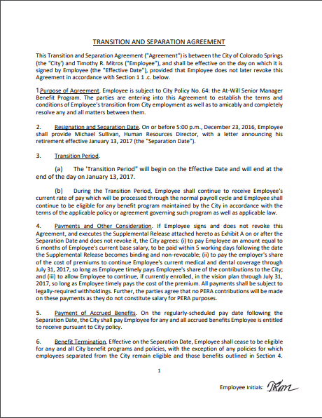 Separation Agreement Templates 21 Free Samples Free Fillable Pdf