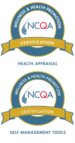 NCQA WHP Certified Health Appraisals & Self-Management Tools For commercial, Medicare, Medicaid, and exchange plans