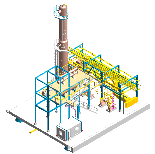 PDMS Macro Graphic Animation AVEVA