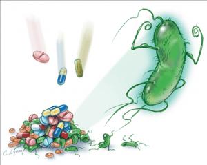 Antibiotic Resistance Poses 'Catastrophic Threat' To Medicine