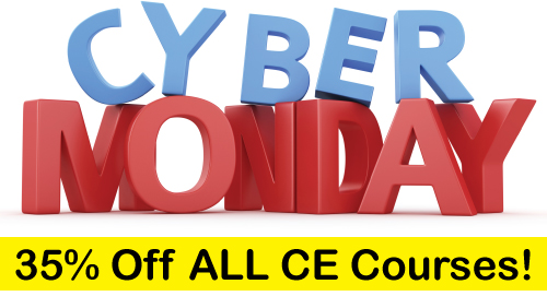 35% Off ALL CE Courses