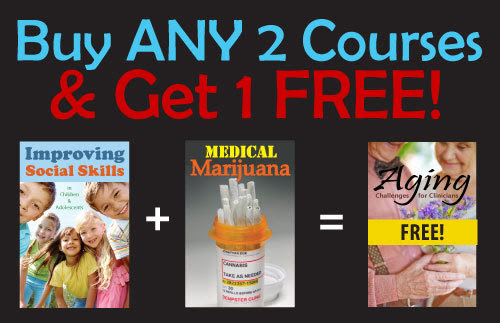 Buy ANY 2 Online Courses & Get 1 FREE!