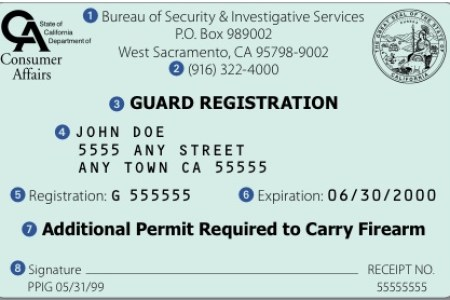 security officer certification » Free Professional Resume ...