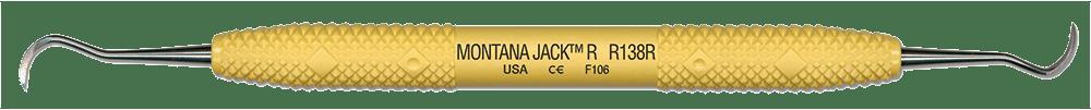 R138R Montana Jack® Scaler Rigid