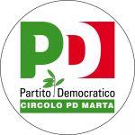 Logo ufficiale Circolo PD Marta