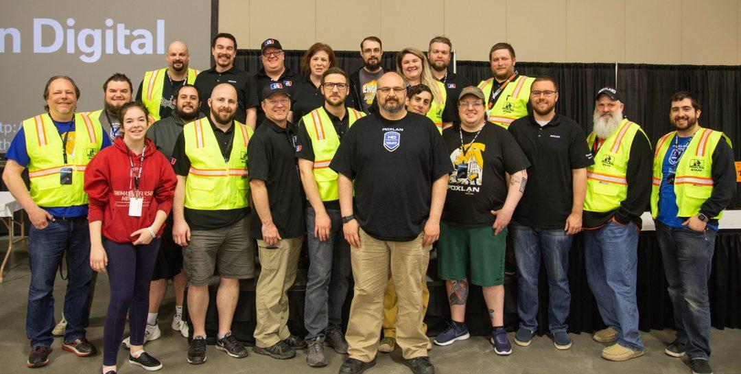 PDXLAN Staff, 2019