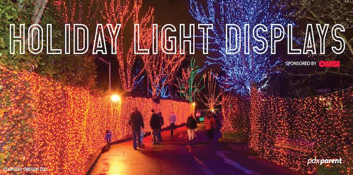 Portland-Area Holiday Light Displays - PDX Parent