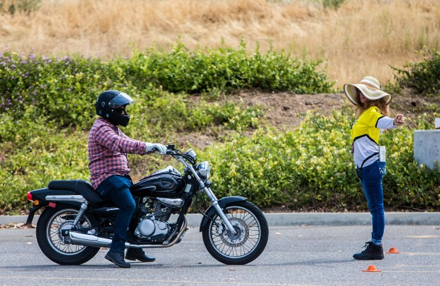 Why motorcyclists are being urged to brush up on their ...