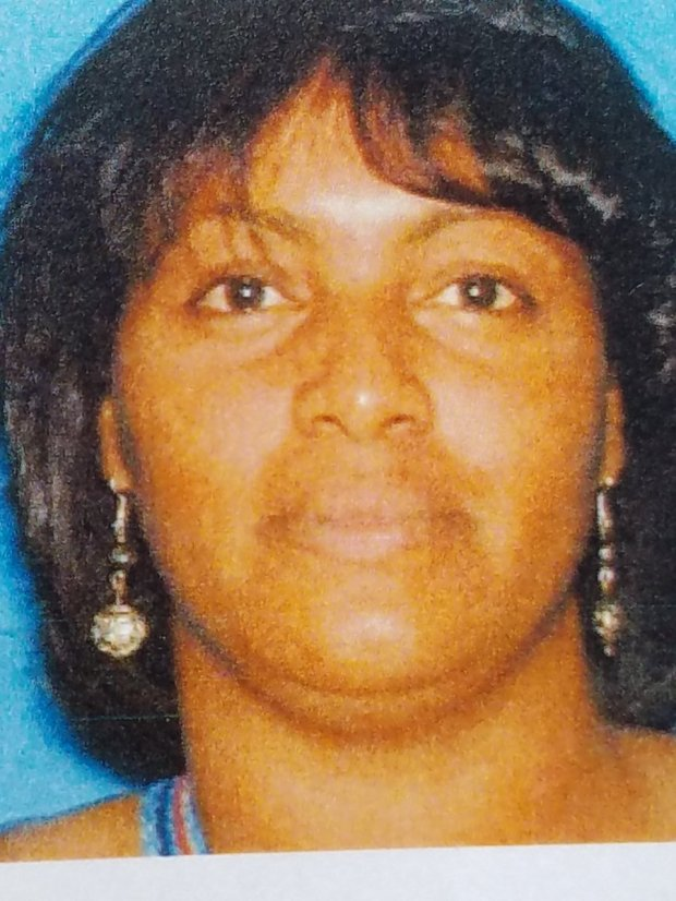 Nicole Darrington-Clark, 43, is wanted in the stabbing of her daughter and two granddaughters on Monday, June 5, 2017. An 18-month-old girl died and the other two were critically wounded, Colton police say. (Photo courtesy of Colton Police Department)