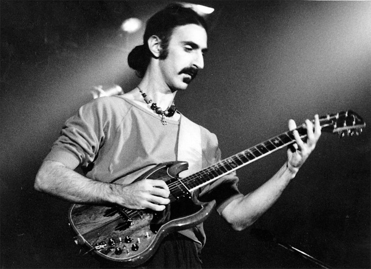 The Frank Zappa hologram tour is underway and this is what you need to know  – Press Enterprise