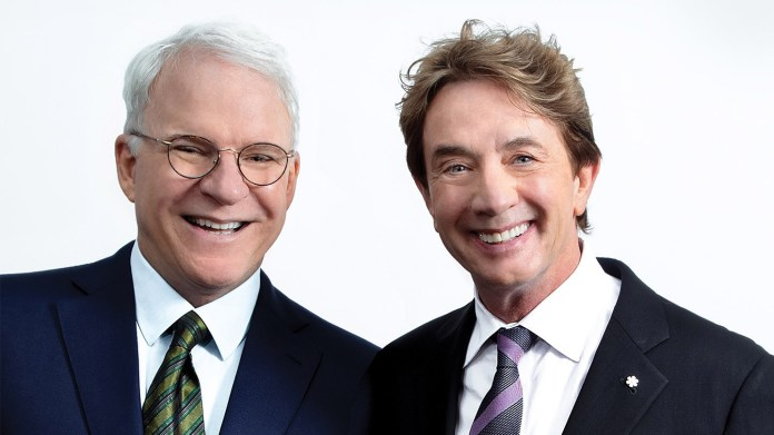 How to get tickets to see Steve Martin and Martin Short at Fantasy ...