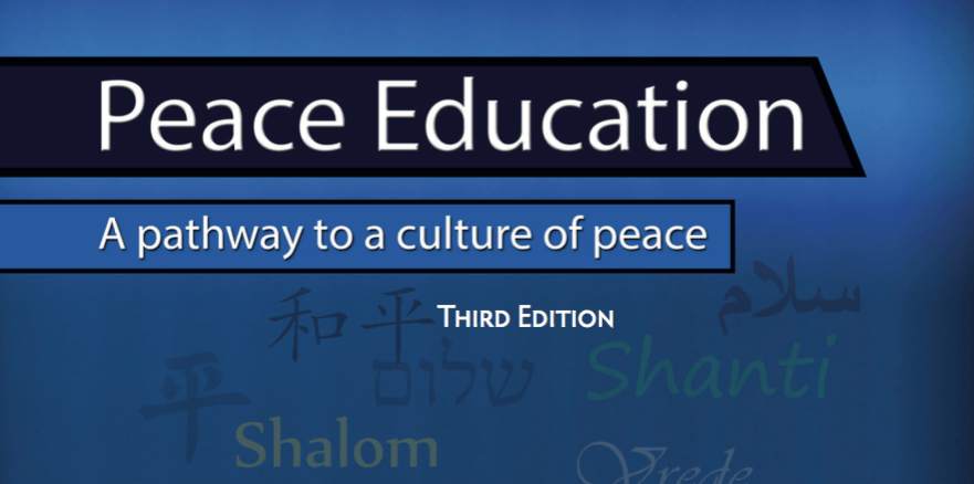 Peace Education: A Pathway to a Culture of Peace (3rd