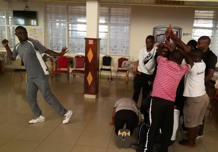 Teachers highlight role of theater, drama in solving conflicts (Rwanda)