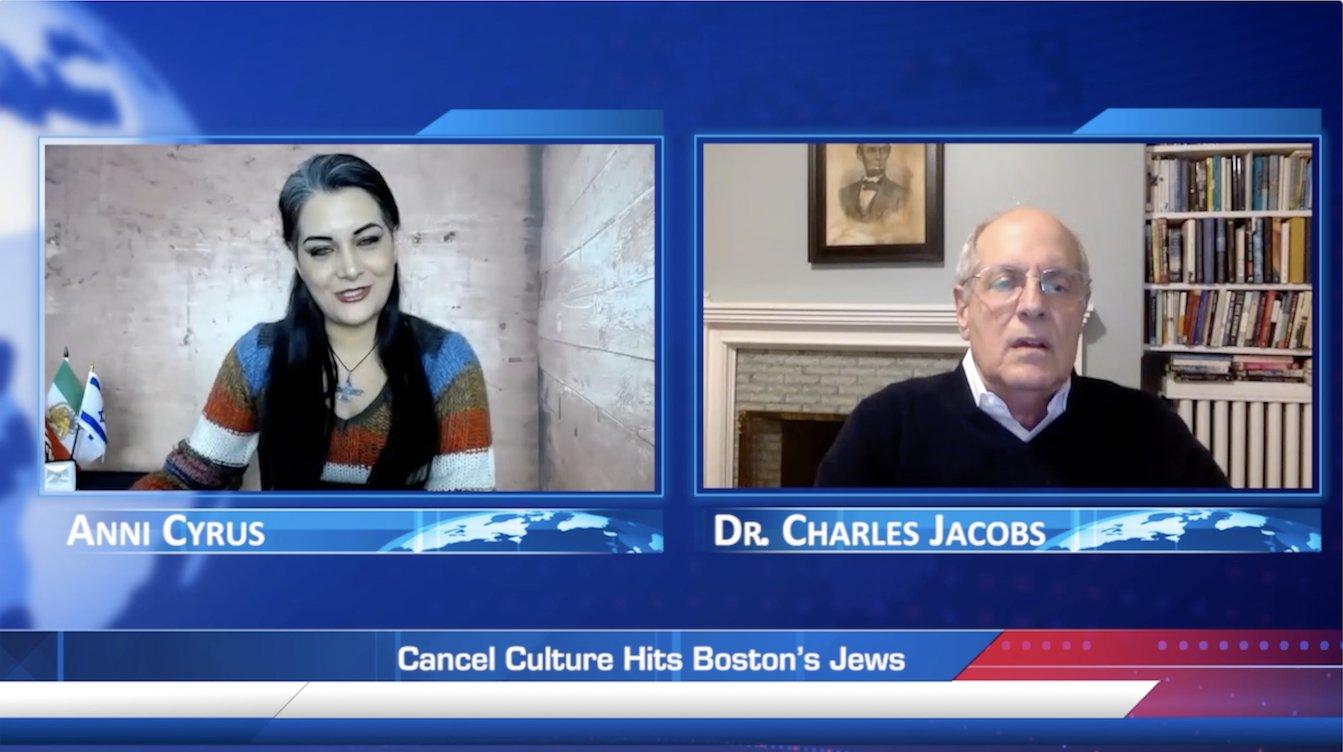 """WATCH: """"Cancel Culture Comes to Boston's Jews"""""""