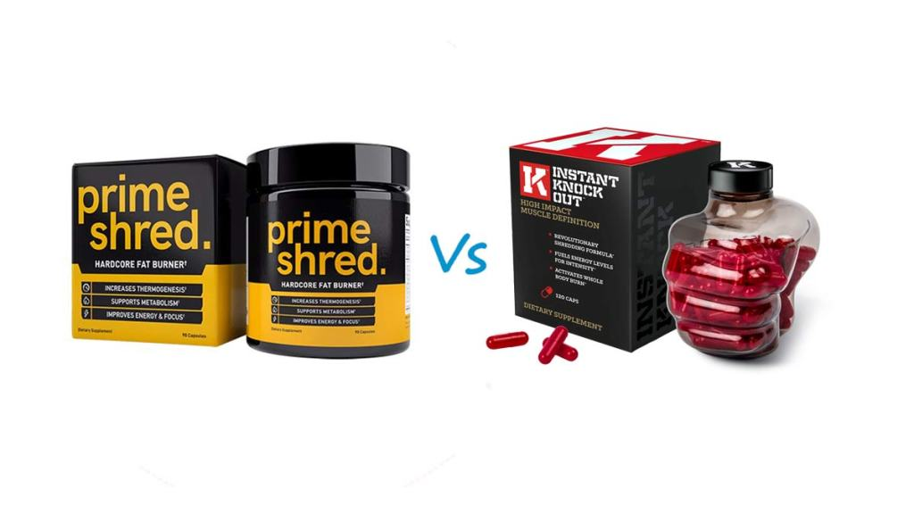 PrimeShred vs Instant Knockout Peacebuildingportal