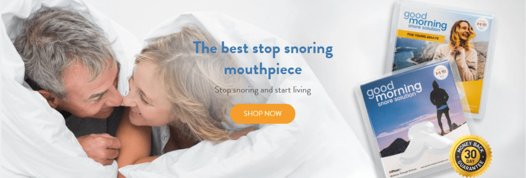 Buy Good Morning Snore Solution Online From Peace Building Portal
