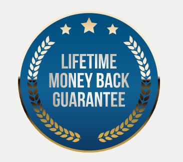 Performer 8 Lifetime Money Back Guarantee
